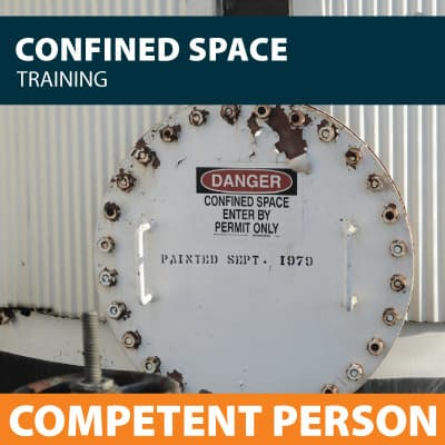 confined space competent person training certification