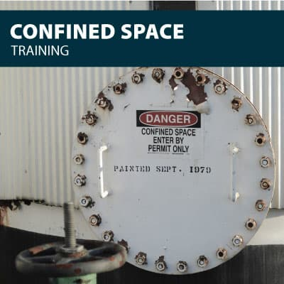 confined space training certification