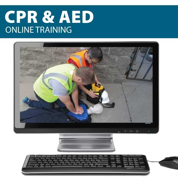 CPR and AED Online Training