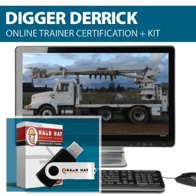 Digger Derrick Train the Trainer