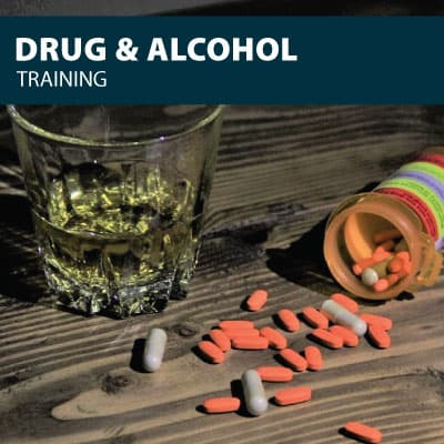 Drug and Alcohol training certification