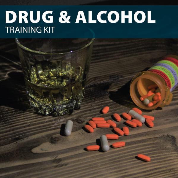 drug and alcohol training kit