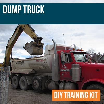 Dump Truck DIY Training Kit