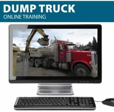dump truck online canada