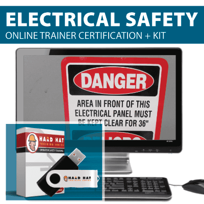 Electricla Safety Train the Trainer Certification