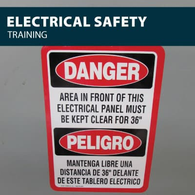 electrical safety training certification
