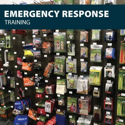 emergency response safety training certification