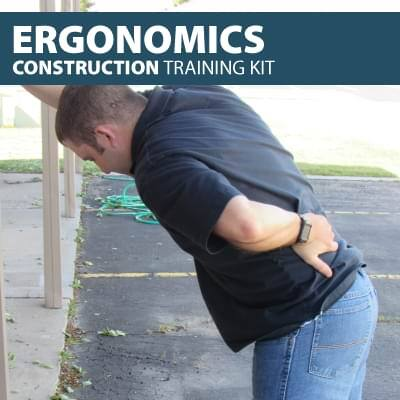 Construction Ergonomics Training Kit