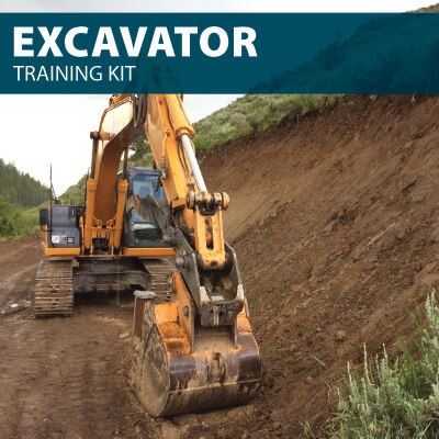 Excavator Training kit