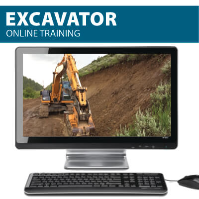 Excavator Online Training