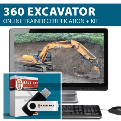 360 Excavator Train the Trainer