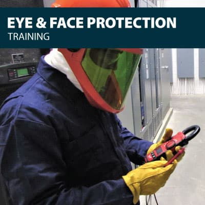 canada eye and face protection training certification