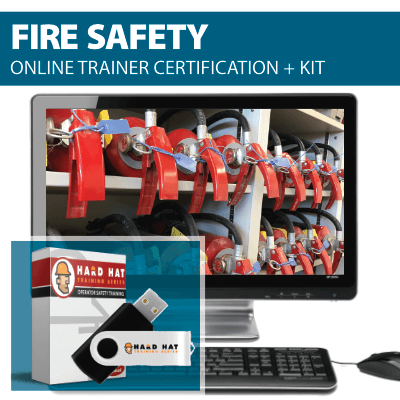Fire Safety Train the Trainer