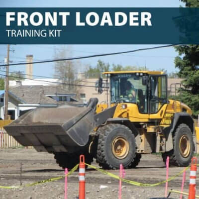 front loader training kit