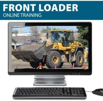 front loader canada online