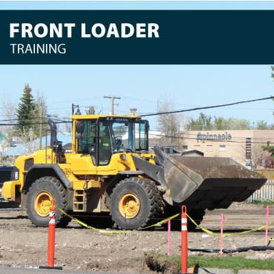 front loader training certification