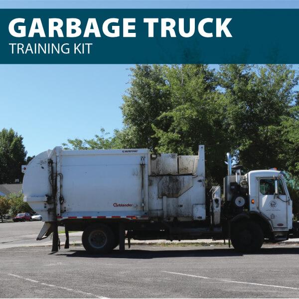 garbage truck training kit