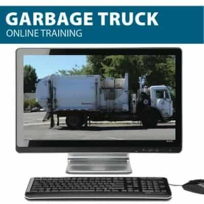 garbage truck online canada
