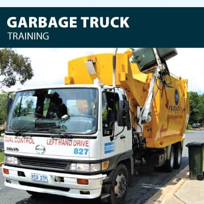 canada garbage training certification