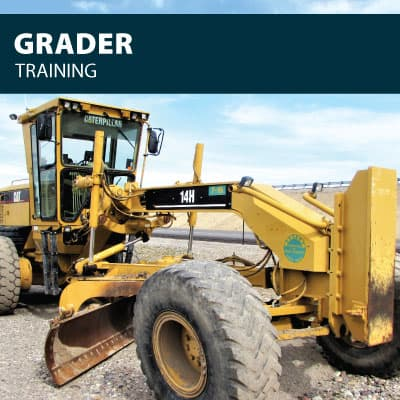 grader training certification