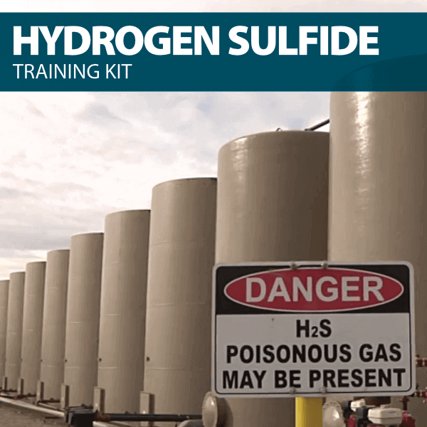 hydrogen sulfide training kit
