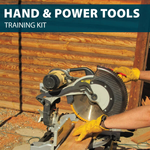 hand and power tools training kit