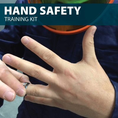 Hand Safety Training Kit
