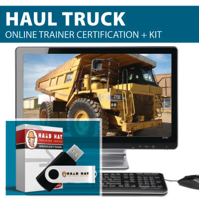 Haul Truck Train the Trainer