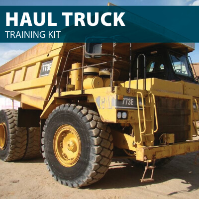 Haul Truck Training Kit
