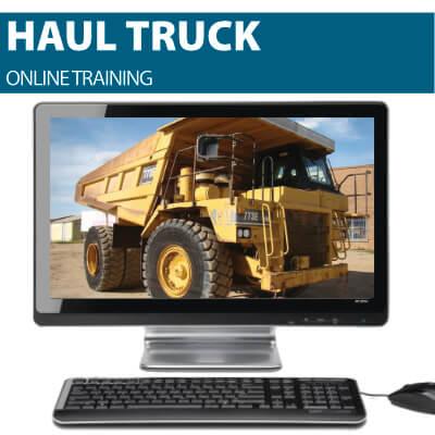 Haul Truck Online Training