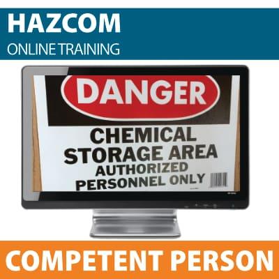 HazCom Competent Online Training