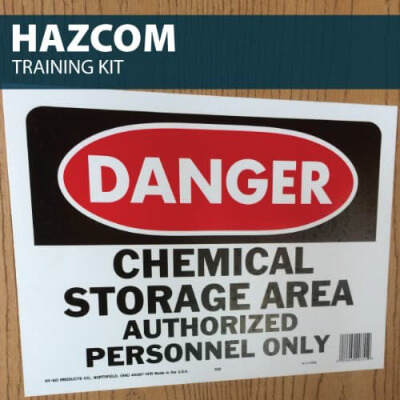 HazCom Training Kit