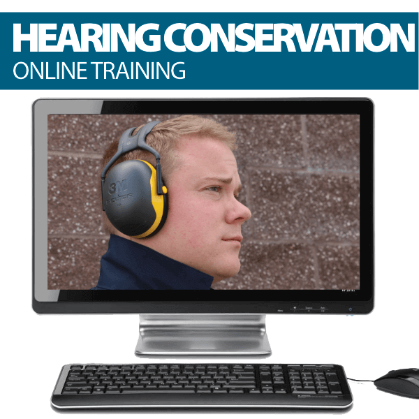hearing conservation online training