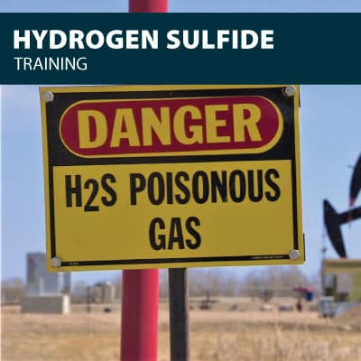 hydrogen sulfide safety training certification