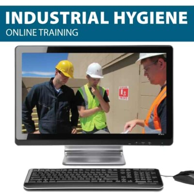 Industrial hygiene online training