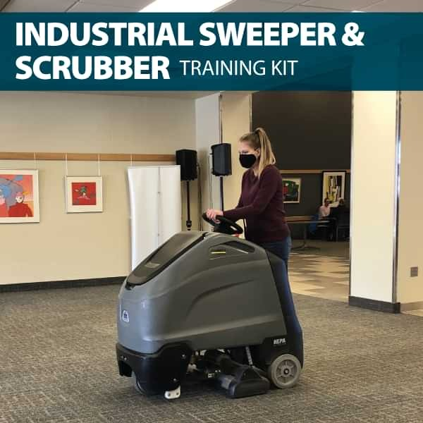 Sweeper and Scrubber Training Kit Canada Compliant