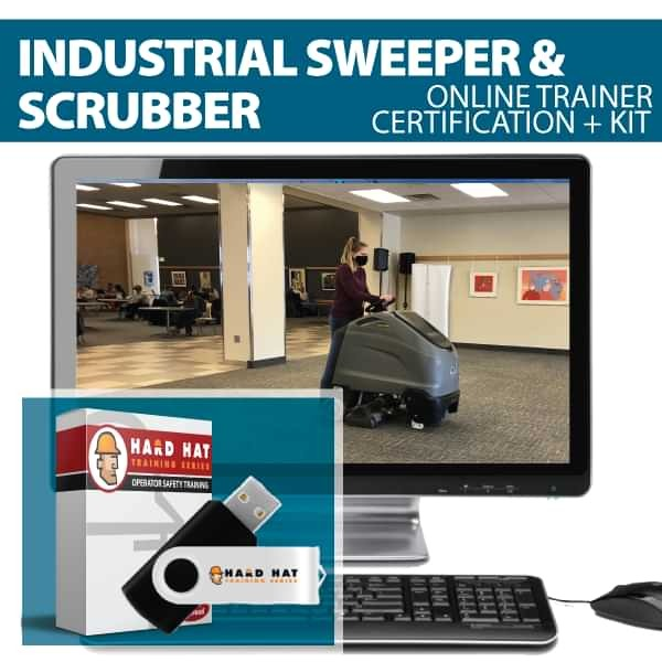 Industrial Sweeper & Scrubber Trainer Certification