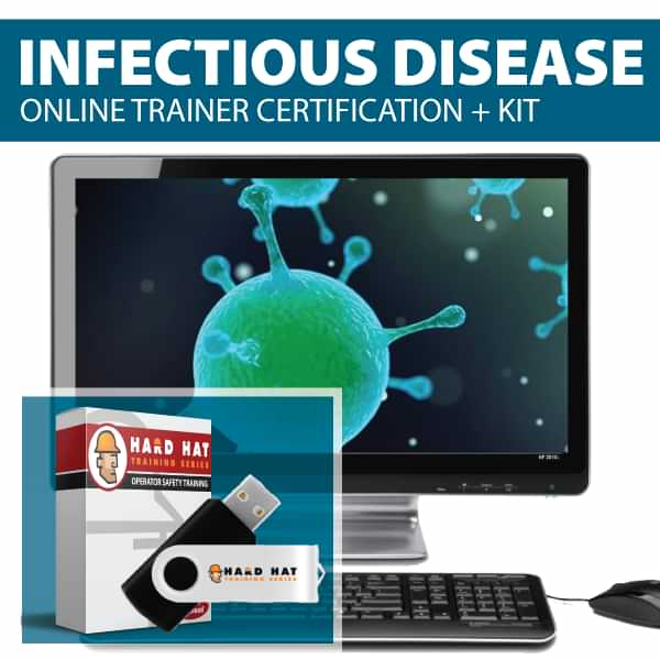 Infectious Diseases Train the Trainer Certification Canada Compliant