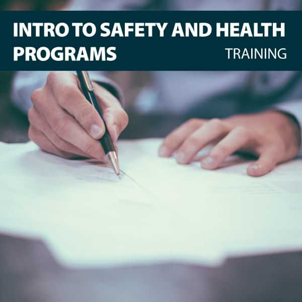 canada intro to health and safety programs training certification