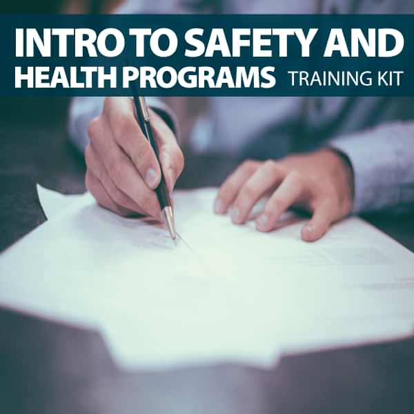 Intro to Health and Safety Training Kits