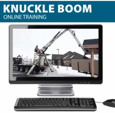 Knuckle boom training online