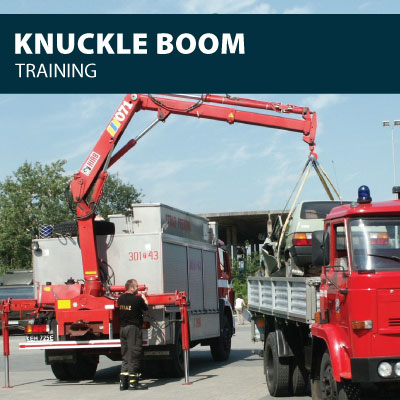 Knuckle Boom training certification