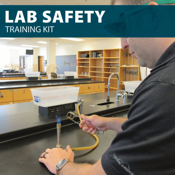 Lab Safety Training Kit