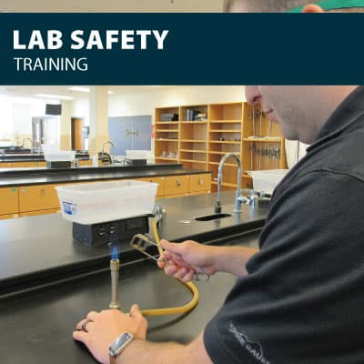 lab safety training certification