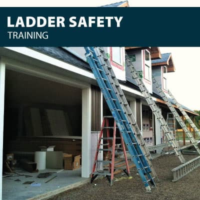 canada ladder safety training certification