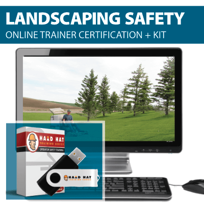 Landscaping Safety Train the Trainer