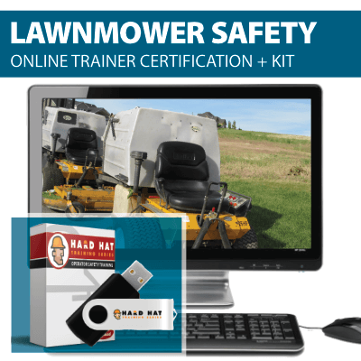 Lawnmower Safety Train the Trainer
