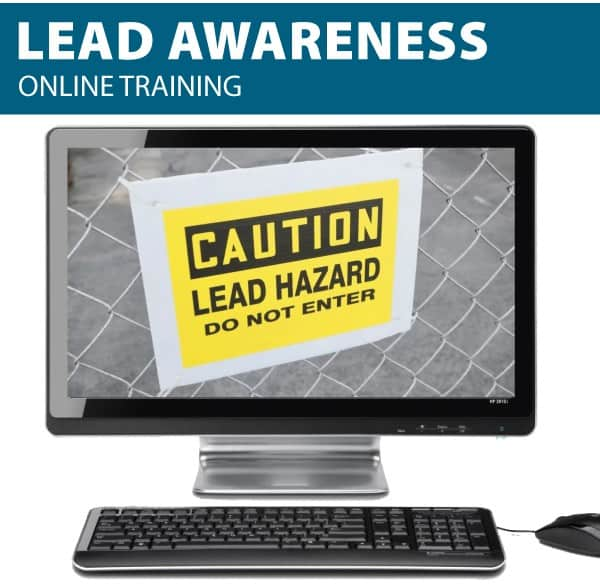 Lead Awareness online training