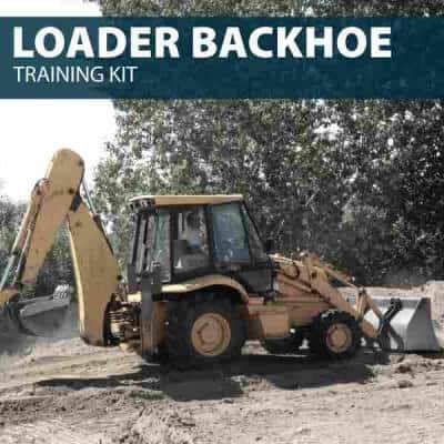 Backhoe Loader Training Kit