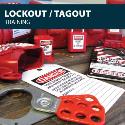 Lockout Tagout training certification